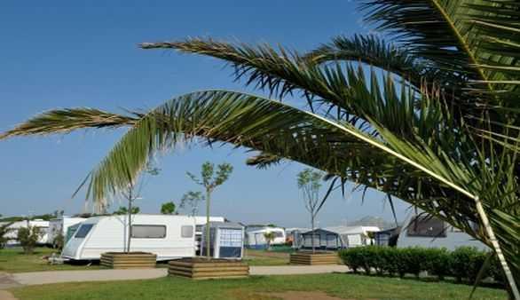 Camping in Spanien