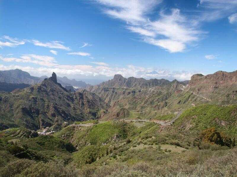 Cumbres auf Gran Canaria