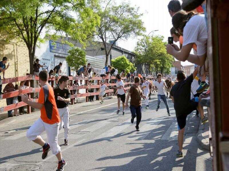 Fiesta de San Fermìn