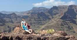 Canyon auf Gran Canaria