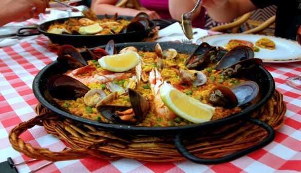Spanische Küche | Spanische Kuche